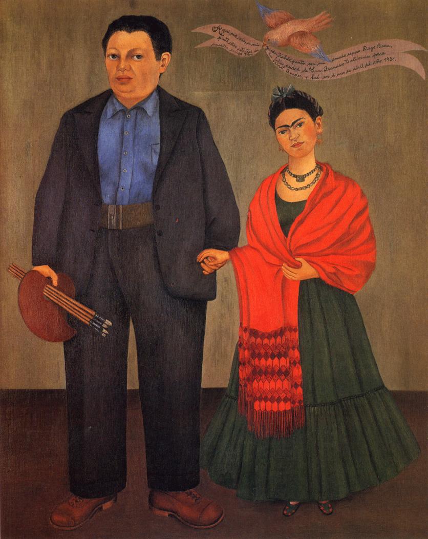 Diego y Frida: por qué nos obsesionamos con las relaciones destructivas 1