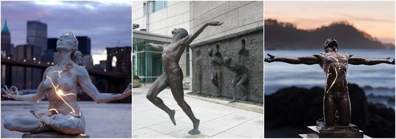 esculturas mas extranas del mundo 2