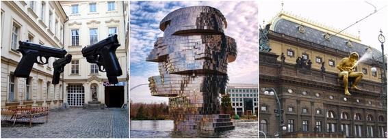 esculturas mas extranas del mundo 3