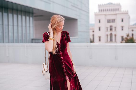 velvet outfits 2