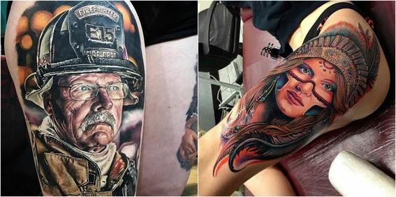 tatuajes hiperrealistas 2