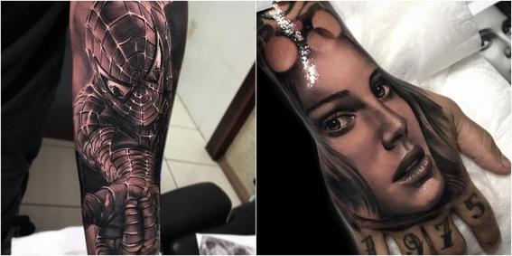 tatuajes hiperrealistas 3