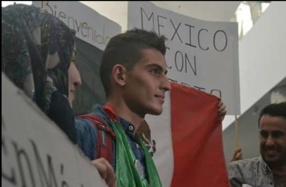 como es la vida de un estudiante sirio en mexico en el proyecto habesha 1