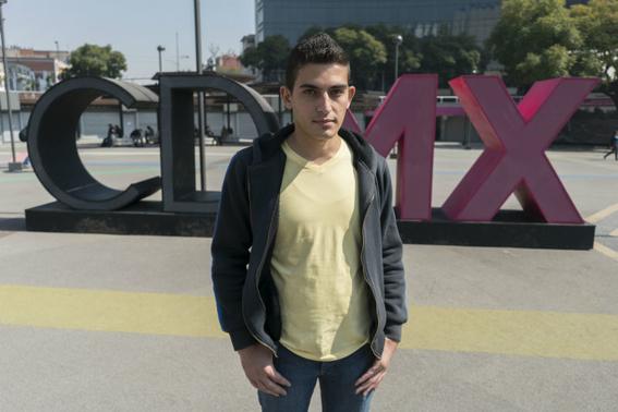 como es la vida de un estudiante sirio en mexico en el proyecto habesha 2