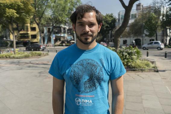 como es la vida de un estudiante sirio en mexico en el proyecto habesha 6