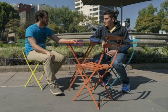 como es la vida de un estudiante sirio en mexico en el proyecto habesha 8