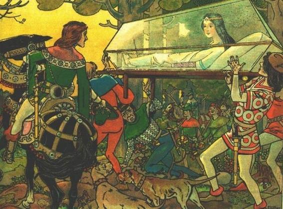 la verdadera historia de blancanieves 4
