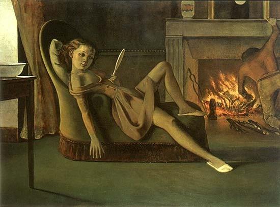 pinturas eroticas de balthasar klossowski 4
