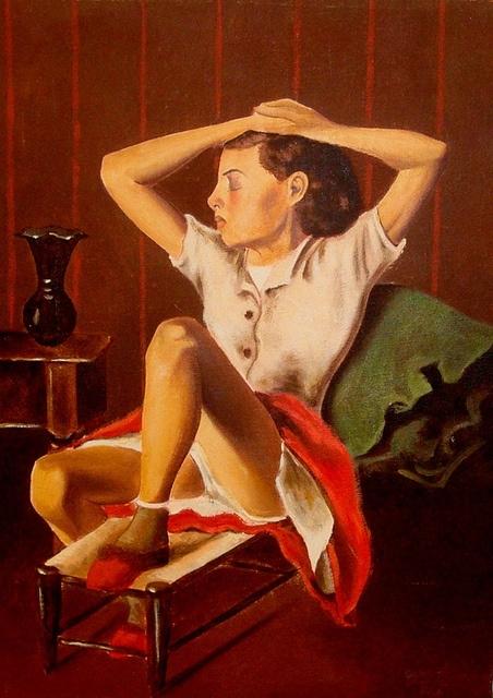 pinturas eroticas de balthasar klossowski 2