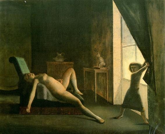 pinturas eroticas de balthasar klossowski 7