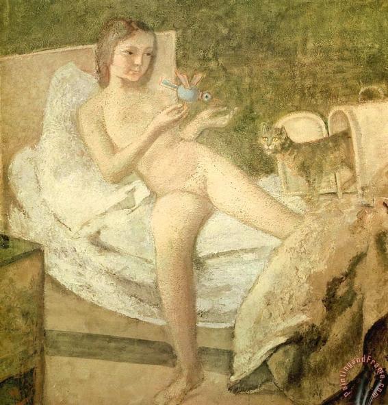 pinturas eroticas de balthasar klossowski 3