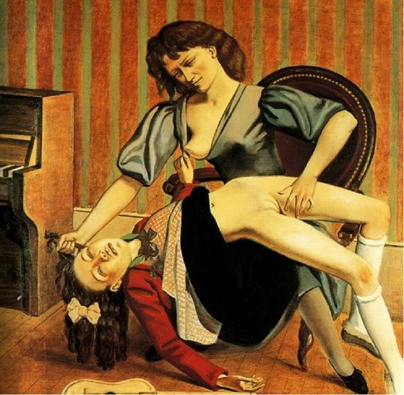 pinturas eroticas de balthasar klossowski 12