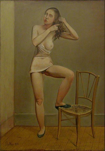 pinturas eroticas de balthasar klossowski 13