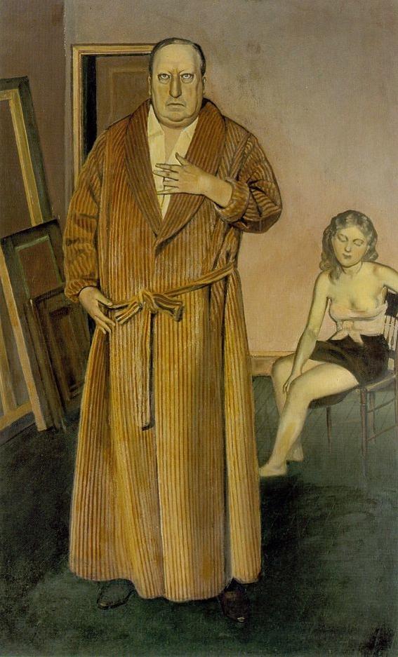 pinturas eroticas de balthasar klossowski 6