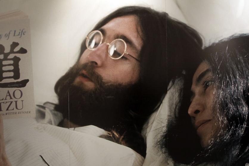 Drogas, paranoia y ocultismo: el lado oscuro de John Lennon antes de morir 1