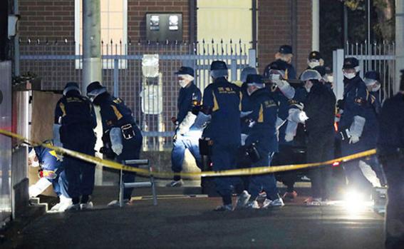 mueren tres personas por ataque de catana en templo de tokio 1