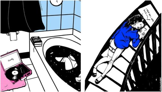 ilustraciones de idrissi charif mounia 8
