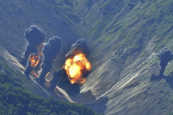 anormales sismos en corea del norte por pruebas nucleares 1