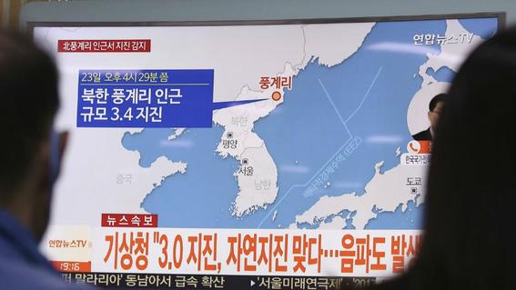 anormales sismos en corea del norte por pruebas nucleares 3
