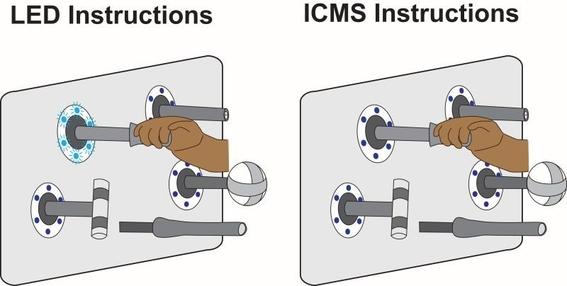 cientificos logran inyectar informacion en el cerebro de un mono 1