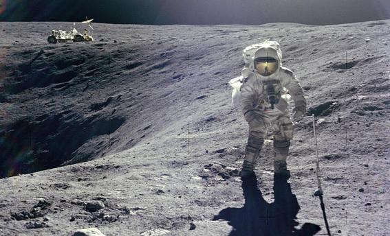nasa volvera a mandar al hombre a la luna 1