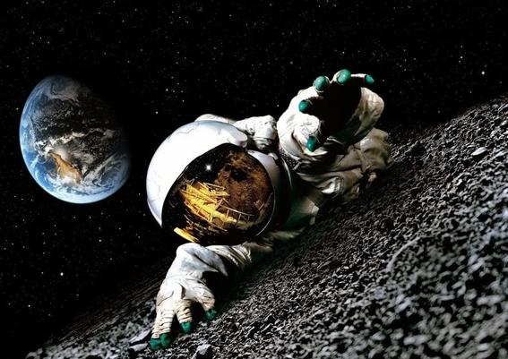 cadaveres en el espacio 1