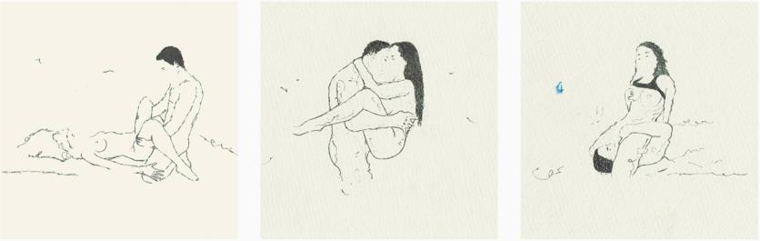 21 dibujos eróticos de todas las fantasías sexuales de una pareja 2