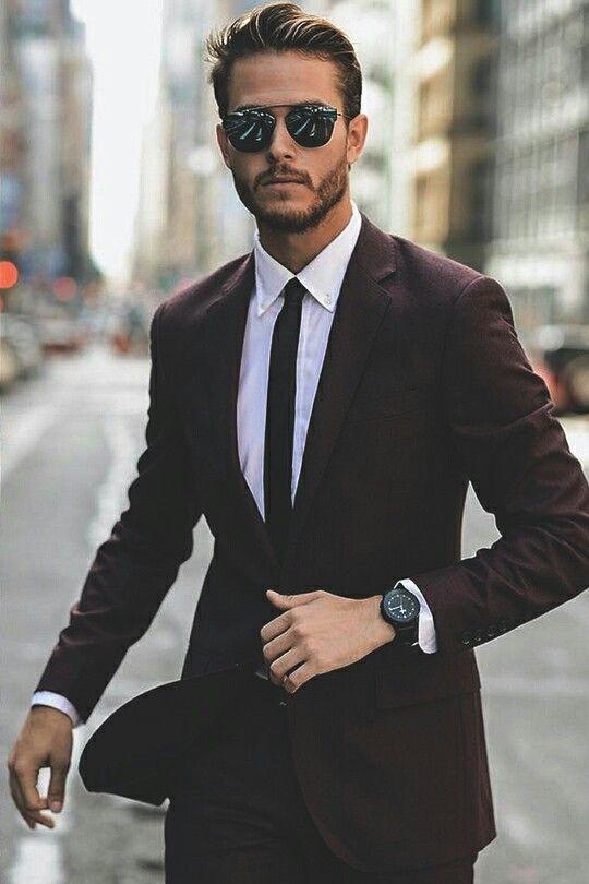 Trajes formales para hombre 2019
