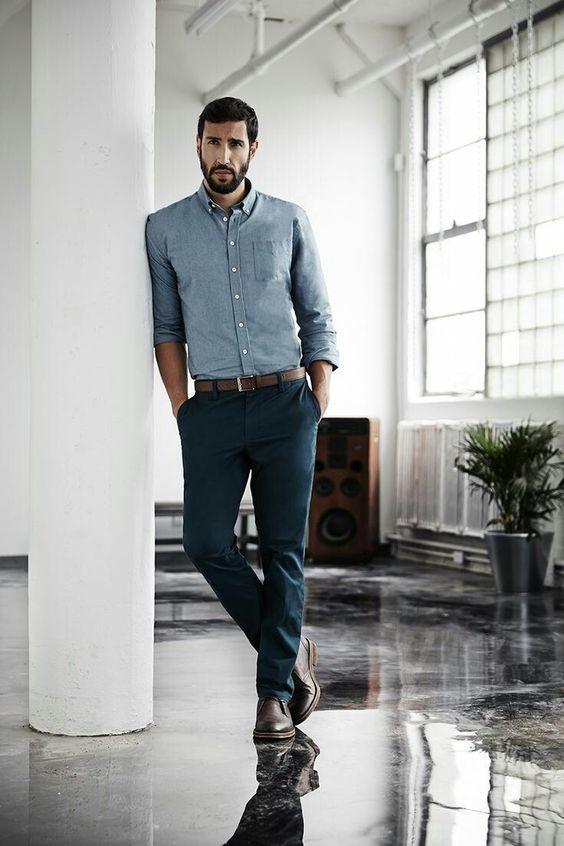 look formal para hombre 9