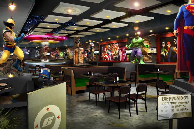Restaurantes temáticos que puedes encontrar en la CDMX 3