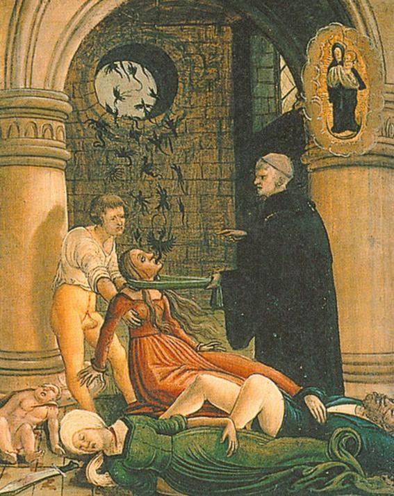 el siniestro arte de practicar un exorcismo 2