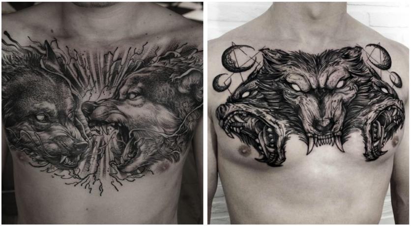 12 Tatuajes Perfectos Para Hombres Rebeldes Diseño Diseño