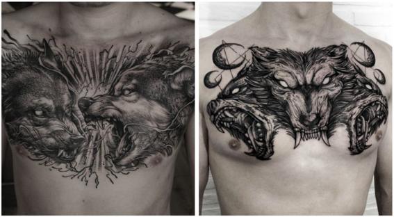tatuajes para hombres rebeldes 2