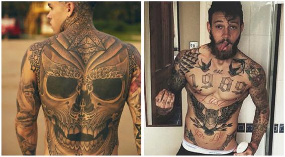 tatuajes para hombres rebeldes 5