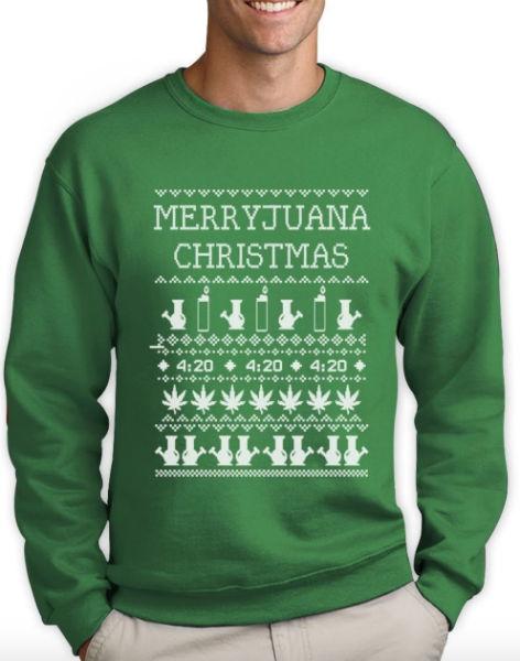 regalos creativos para navidad con marihuana 2
