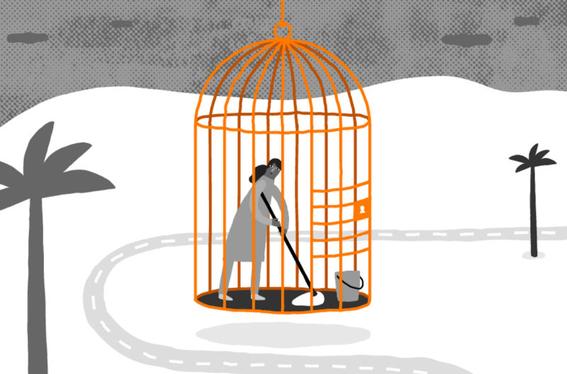 esclavitud de empleadas domesticas en brasil 1