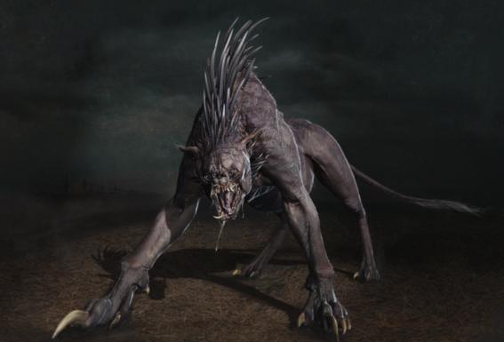 terribles monstruos alrededor del mundo 4