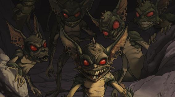 terribles monstruos alrededor del mundo 8
