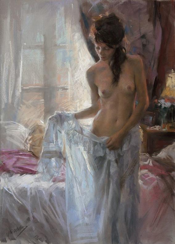 pinturas de vicente romero 1