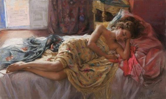 pinturas de vicente romero 3