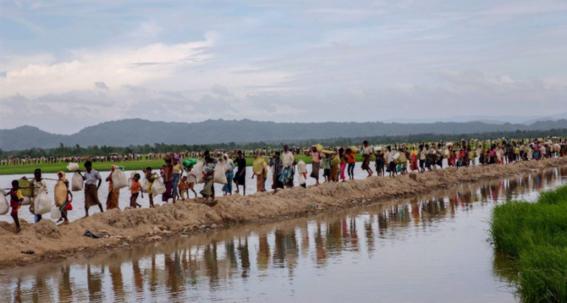 medicos sin fronteras denuncia asesinatos de rohingyas 1