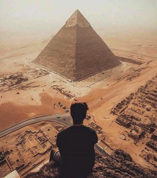 16 datos que no conocías acerca de la Gran Pirámide de Giza 1