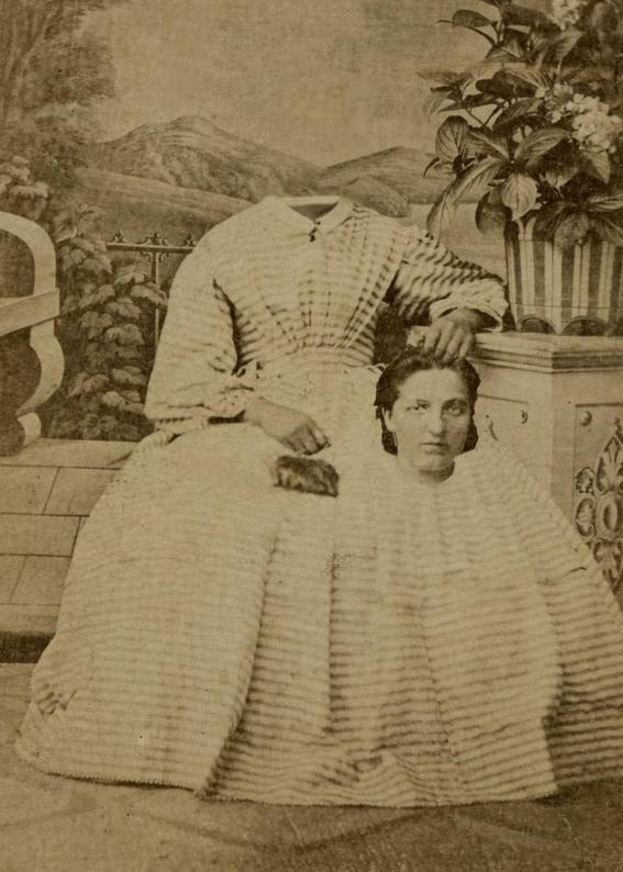 victorian headless portraits 3