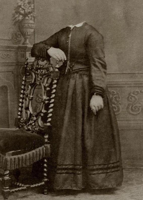 victorian headless portraits 5