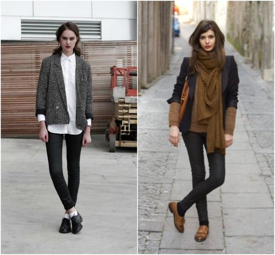prendas perfectas para usar skinny jeans 1