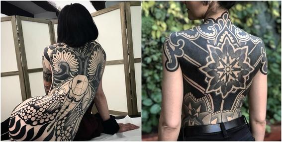 ornamental tattoos 1