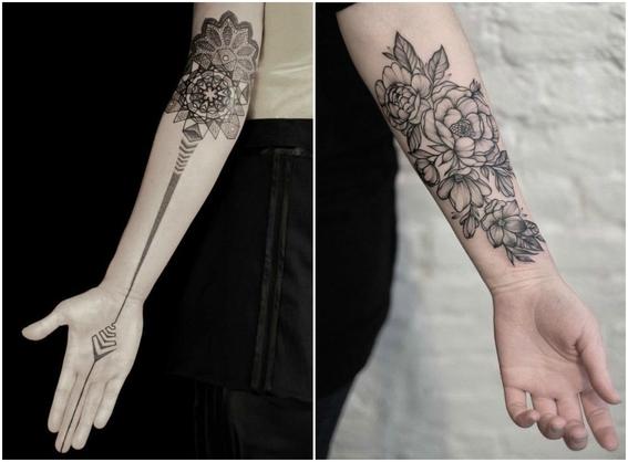ornamental tattoos 3