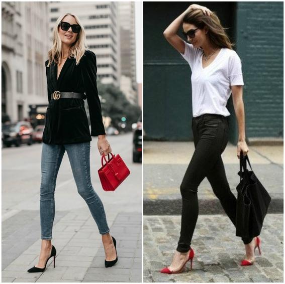 prendas perfectas para usar skinny jeans 4