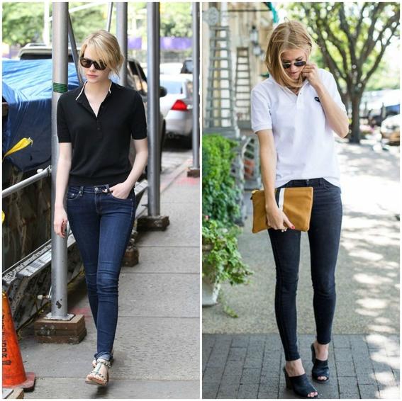 prendas perfectas para usar skinny jeans 3