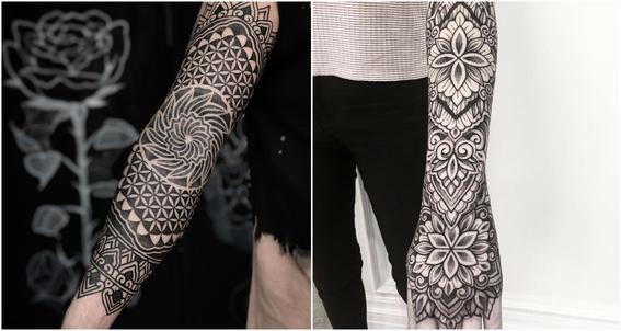 ornamental tattoos 4